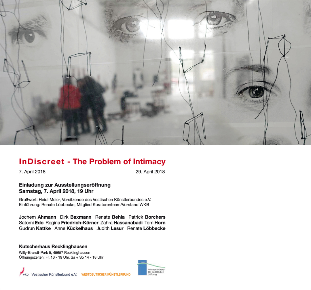 InDiscreet - The Problem of Intimacy